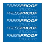 PressProof Studio, Inc Lab / Facility Logo