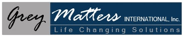 Grey Matters International Inc Lab / Facility Logo