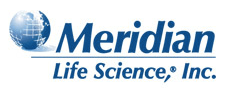 Meridian Life Science, Inc. Lab / Facility Logo