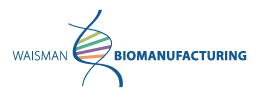Waisman Biomanufacturing Lab / Facility Logo