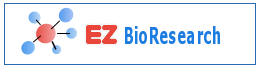 EZ BioResearch Lab / Facility Logo