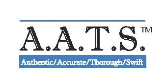 Advanced Analytical Testing Service Lab / Facility Logo