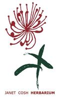 The Janet Cosh Herbarium Lab / Facility Logo
