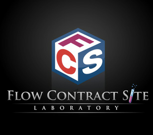Flow Contract Site (FCS) Laboratory Lab / Facility Logo