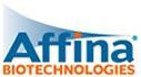 Affina Biotechnologies, Inc. Lab / Facility Logo