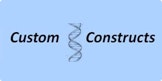 Custom DNA Constructs Lab / Facility Logo