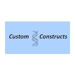 Custom DNA Constructs Lab / Facility Logo
