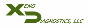 Xeno Diagnostics, LLC Lab / Facility Logo