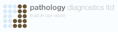 Pathology Diagnostics Lab / Facility Logo