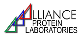 Alliance Protein Laboratories Lab / Facility Logo
