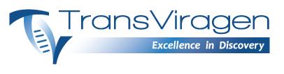 TransViragen Lab / Facility Logo
