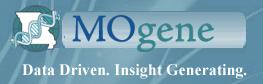 MOgene, LC Lab / Facility Logo