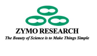 Zymo Research Lab / Facility Logo