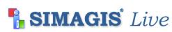 Simagis Live Lab / Facility Logo