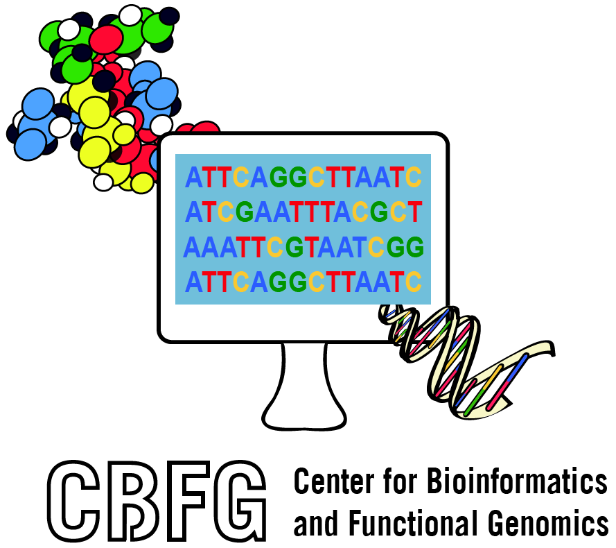 Center for Bioinformatics & Functional Genomics Lab / Facility Logo