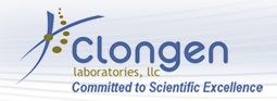 Clongen Laboratories, LLC. Lab / Facility Logo