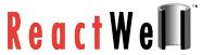 ReactWell Lab / Facility Logo