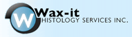 Wax-it Histology Services, Inc. Lab / Facility Logo