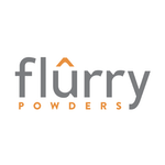Flurry Powders Lab / Facility Logo