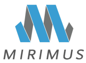 Mirimus Inc. Lab / Facility Logo
