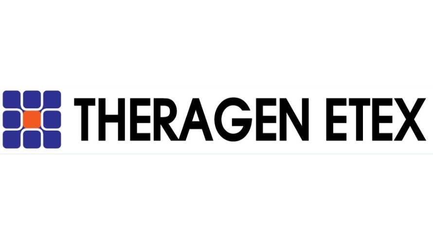 Theragen Etex Bio Lab / Facility Logo