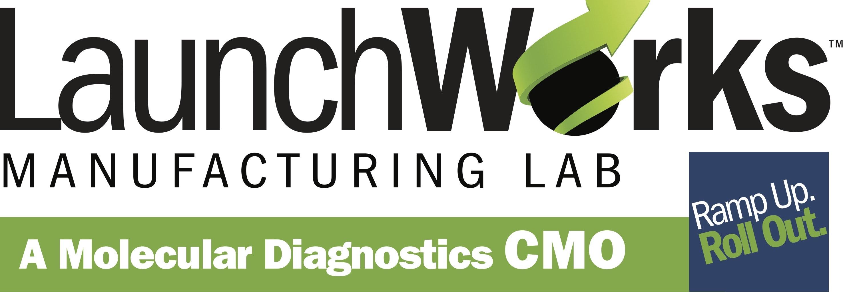 LaunchWorks Manufacturing Lab Lab / Facility Logo