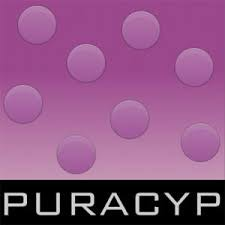 Puracyp, Inc. Lab / Facility Logo