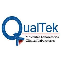 QualTek Molecular Laboratories Lab / Facility Logo