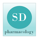 SD Pharmacology Lab / Facility Logo