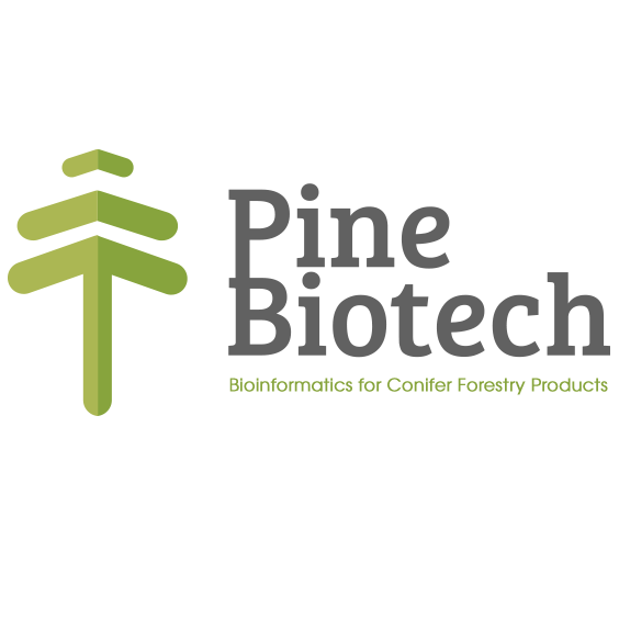 Pine Biotech Lab / Facility Logo