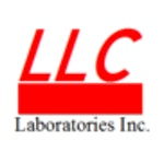 LLC Laboratories Inc Lab / Facility Logo