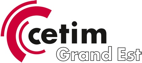Cetim Grand Est Lab / Facility Logo