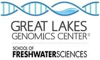 Great Lakes Genomics Center Lab / Facility Logo