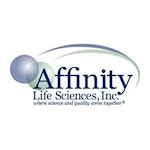 Affinity Life Sciences Lab / Facility Logo
