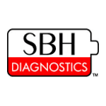 SBH Diagnostics Lab / Facility Logo