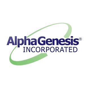 Alpha Genesis Lab / Facility Logo
