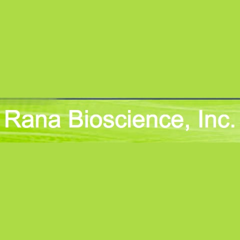 Rana Bioscience, Inc. Lab / Facility Logo