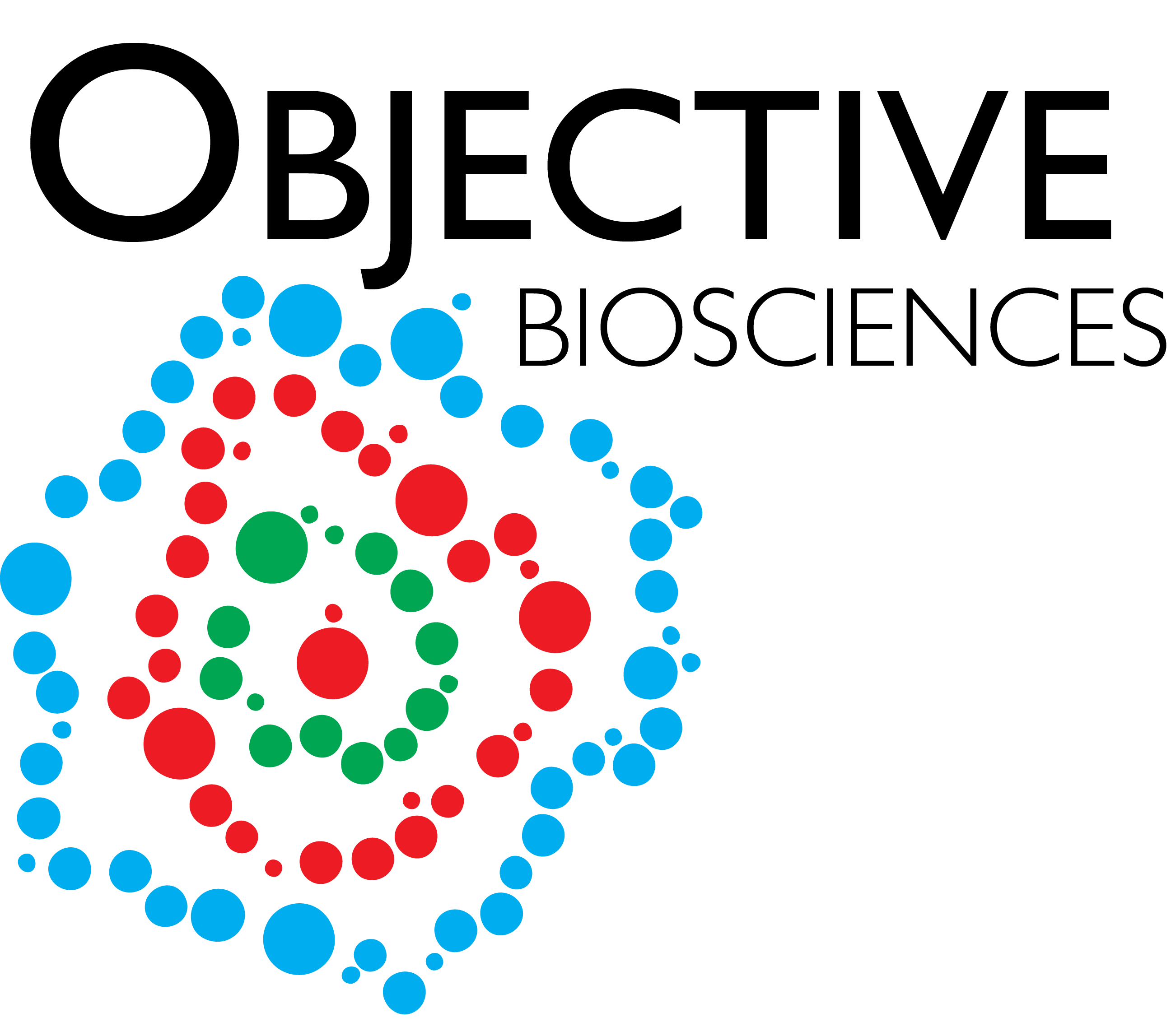 Objective Biosciences Lab / Facility Logo