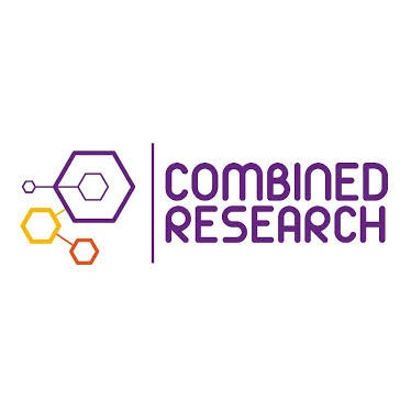 Combined Research Corp Lab / Facility Logo