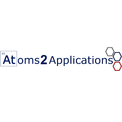 Atoms 2 Applications Lab / Facility Logo