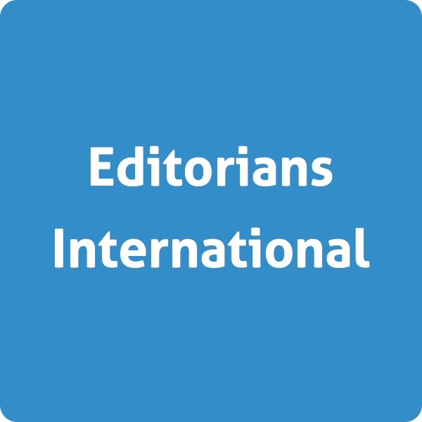 Editorians International Lab / Facility Logo