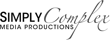 Simply Complex Media Productions Lab / Facility Logo