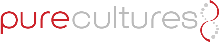 Pure Cultures LLC Lab / Facility Logo