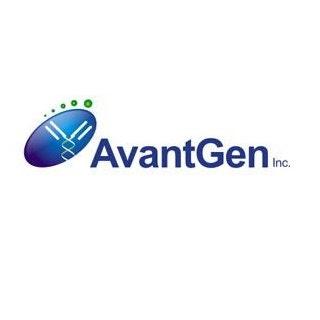 AvantGen, Inc. Lab / Facility Logo