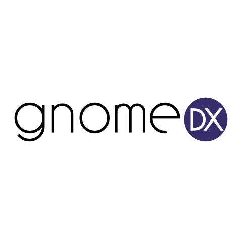 GnomeDX Lab / Facility Logo