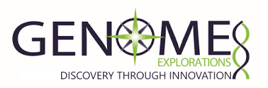 Genome Explorations Lab / Facility Logo