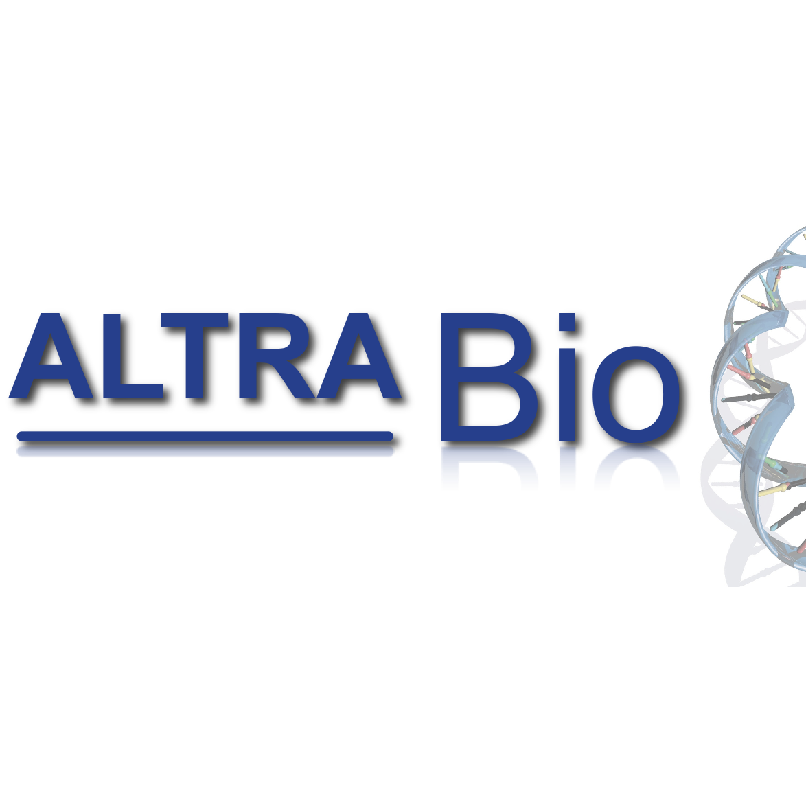 AltraBio SAS Lab / Facility Logo