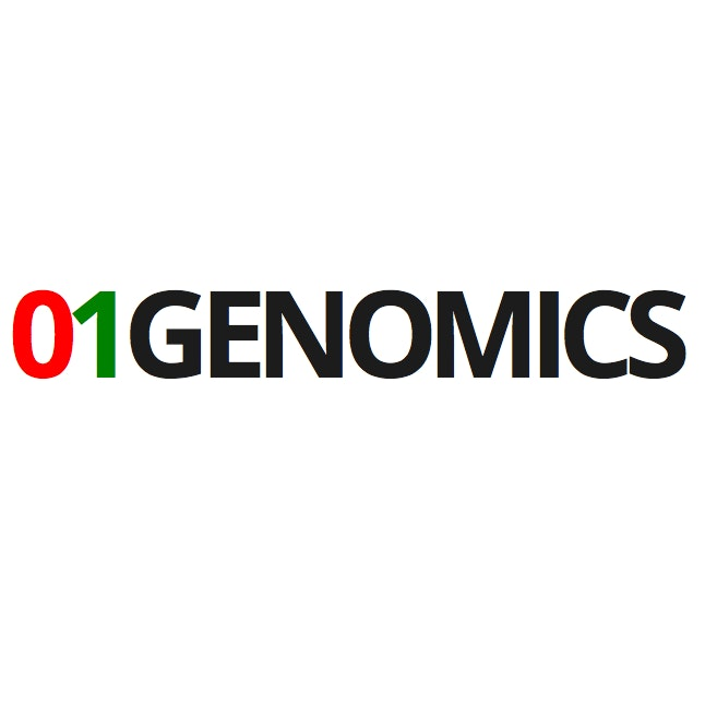 01Genomics Inc. Lab / Facility Logo