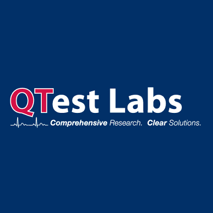 QTest Labs Lab / Facility Logo
