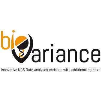 BioVariance GmbH Lab / Facility Logo